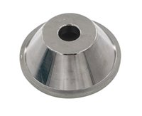 Wholesale 1pc Grit Diamond CBN C9 Bowl Shape Grinding Wheel mm Outside Diameter mm Mounting Hole mm Thickness