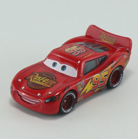 Wholesale Cars Diecast Classic NO Lightnings Macqueens Metal Toy Car For Children Loose Brand New In Stock Lightning McQueen