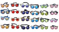 Venta al por menor / al por mayor Steampunk de la vendimia que suelda los anteojos de la seguridad Personalizó la lente multicolora Cosplay Party la danza suministra los vidrios de Eyewear