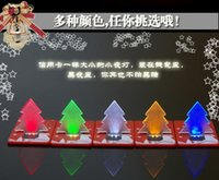Wholesale Mini LED Credit Card Portable Card Pocket Light Bulb Lamp Christmas Switch Card In Purse Wallet