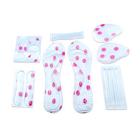 Wholesale Sets Set Of Silicone Gel High Heel Shoe Pads Slip Resistant Protector Heel Liner Invisible Cushion Insole