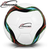 Wholesale New Arrive Authentic Soccer Adult Size Football Balls Students Children s PU Seam Game Ball League Soccer Ball