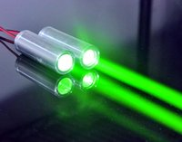 Wholesale Green light coarse light beam nm mW laser module green Stage lighting Wine display stand KTV bar decorative lights