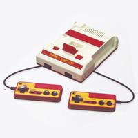 Mini juegos clásicos antiguos de la caja de juegos de la TV de la consola de juego de la consola 8bit 80 yesrs after fc console dhl shipping