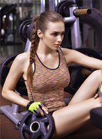 Wholesale Hot Selling Cheap Solid Black Green Orange new fitness quick drying women s short sleeve vest for fitness blouse