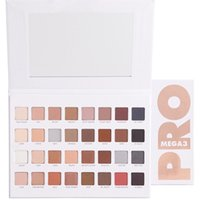 32 colors angeles kits - Lorac Mega Pro Los Angeles Palette Limited Edition Eyeshadow Palette Makeup Kit Shades Vs Shimmer Matte Eye Shadow Palette
