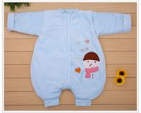 Wholesale Warm winter children newborn baby sleeping bag sleeve