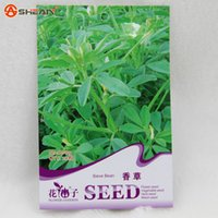 aromatic flowers - 20 Particles Bag Aromatic Plants Sieve Bean Seeds Vanilla Seeds Potted Flowers Balcony for Home Garden