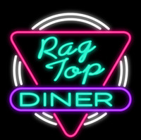 art rag - Rag Top Diner Neon Sign Custom Handmade Real Glass Tuble Art Gift Home Office Pub Motel Decoration Display Neon Signs quot X24 quot