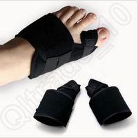 Wholesale Foot Pain Relief Hallux Valgus Big Toe Bunion Splint Straightener Corrector Foot Care Supply pair CCA5562 pair