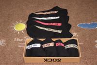 Wholesale 350 V2 Socks The same paragraph one box pairs Color SPLY Men Women Socks Free Size Socks