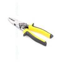 Wholesale 8 inch linesman compound action cutting plier