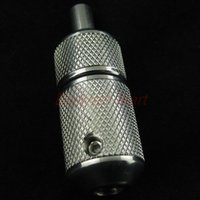 Wholesale One mm Auto Lock Stainless Steel Grip With Back Stem Supply ASG22