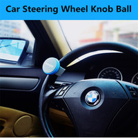 auto wheel rubber - Universal Car Steering Wheel Knob Ball Car Auto Steering Wheel Knob Ball Turning Assistant Steering Wheel Booster Ball