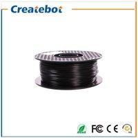 Wholesale 3d printer filament ABS Filament mm mm kg Black color Consumables Material Createbot MakerBot RepRap D Filament