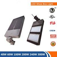 ac parking lots - ETL DLC LED Parking Light Shoe Box Lamp Shoebox Light Parking Area Lamp Led Flood Light Street Light W W W W led retrofit kit