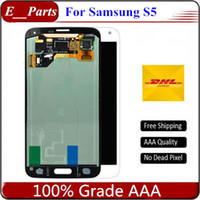 Cheap For Samsung Samsung s5 lcd Best Samsung Galaxy S5 LCD Screen Panels samsung Galaxy s5 LCD Display assembly