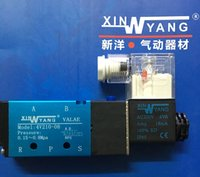Wholesale 4V210 AC220VDC24Vsolenoidvalve SHINYA Pneumatic components