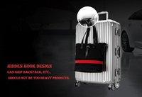 Wholesale Aluminium frame cipher universal wheel luggage case