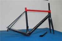 bicycle cervelo - 2017 New hot full carbon road bike frame cervelo R5 carbono Bicycle frameset BBright size cm cube frame