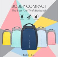 Wholesale Bobby Compact the Best Anti Theft backpack II