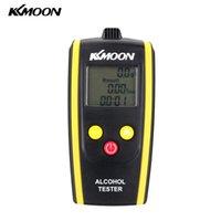 alcohol content tester - KKmoon Alcohol Tester Portable Digital Meter Alcohol Content Detector High Sensitivity Breathalyzers