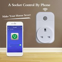 app standards - 2017 EU US UK AU Standard Power Socket WiFi Smart Switch Travel Plugs Socket Home Automation app for iphone Ipad Android Smartphones