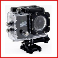 best sports video - Discount Portable Mini Wifi Outdoor Best Sports Action Camera Sports Video Camera SJ6000 With inch Screen