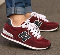 Wholesale 2016 new Autumn winter Unisex Zapatos New Casual Balanced men women sneakers sport shoes