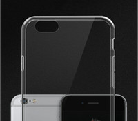 Wholesale For iPhone Soft TPU Ultra slim mm Clear For Iphone s s Case Soft Transparent gel Back Case Opp Bag Protection Shell Cover