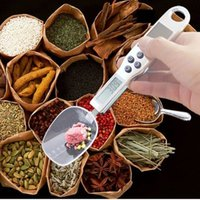 Wholesale Kitchen Digital Scale Measuring Spoon g Capacity Coffee Tea Weighing Device with Solar Panel with