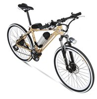 Wholesale Electric bicycle V V A aluminum alloy lithium battery Electric cars load weight king long distance running king tb310905