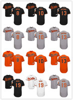 adam white baseball - 2016 Flexbase Men s Baltimore Orioles Adam Jones Manny Machado Cal Ripken Chris Davis baseball jerseys Stitched Mixed order