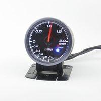automotive gauges pressure - mm auto boost gauge and turbo gauge auto gauge warning function Automotive instrument pressure gauge pods