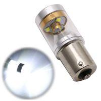 Wholesale Bright White BA15S P21W W LED Car Bulb Headlight Driving Lamp