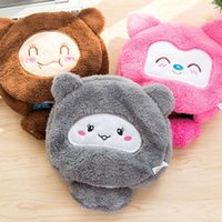 Wholesale pic Keep Warm Cartoon Style Mouse Mice Pad for Winter Warming Hands Use USB Pads