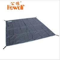 Delicate Promoción Tarp Airbed impermeable al aire libre Picnic Beach Camping Mat Camping Tarpaulin Bay jugar Pla Mat manta 195 * 190cm