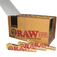best stock packing box - 78 mm Raw Cone Rolling Papers packs per box cones per pack cones per box g Best Rolling Paper In Stock