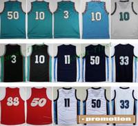 basketball player names - Men Basketball Throwback Jerseys Uniforms Retro Basketball Shirt Sports With Player Name Team Logo Memphis Sounds Red Blue