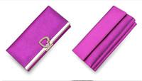 Wholesale Women s wallet women s long buckle large capacity women s hand bag wallet female money wallet