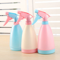 Wholesale 3 Colors Garden Plastic Gardening Water Cans Outdoor Plants Water Container Watering Cans for Flower Atomizer