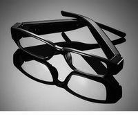 Wholesale 10pcs HD Spy x1080P Glasses Camera No Hole glasses Camcorder Digital Video Recorder Hidden Eyewear Camera DVR Support GB TF Card