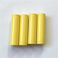 Wholesale 100 High Quality Battery v mAh High Drain A Rechargeable Batteries for LG HE4 Cell Mechanical Box Mods