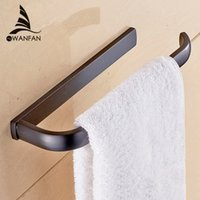 Wholesale towel ring bar paper holder in bath hardware sets Bathroom Accessories Products Towel Holder Towel bar F81360