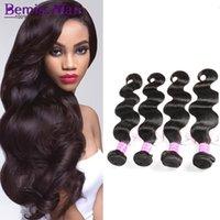 big dye - Fashion Women s Body Wave Hair Big Sales Peruvian Virgin Hair Brazilian Malaysian Indian Can Be Dyed Bundles Cheap Human Hair Extensions