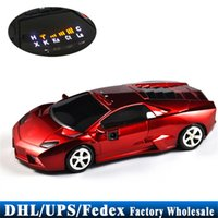 Wholesale 360 Degree Car Speed Radar Signal Detector Laser Detection Shaped Safety Voice Alert for GPS For Alarm Security
