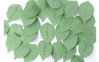 Wholesale Leaf Shaped Self Adhesive Stickers Memo Pad Sticky Notes Post It Bookmark Office School Supplies