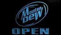 achat en gros de rosée de montagne néon-LS1222-b-Mountain-Dew-Beer-OPEN-Bar-Neon-Light-Sign.jpg