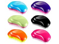 Wholesale New TT Hair Brush Hair Brushes Combs TT Brand by Teezer Assorted Colors hot selling in UK
