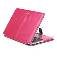 Wholesale 2017 New multi Color Optional PU Leather Case Shell Protective Cases Special for Apple Macbook quot Pro